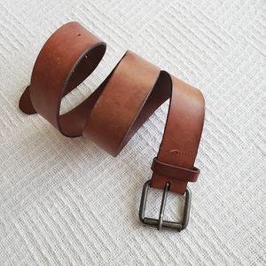 H&M Tan Leather Belt